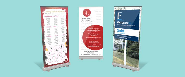 Roller Banners example image