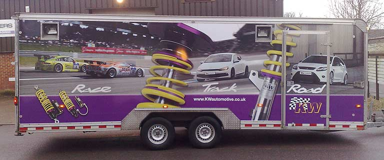 Vehicle Graphics example image
