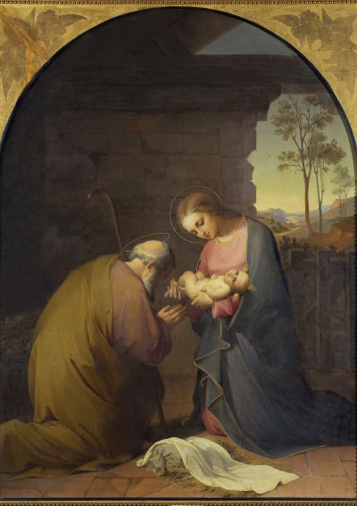 Adoration of the Child Jesus